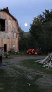 Quiet Evening on the Farm